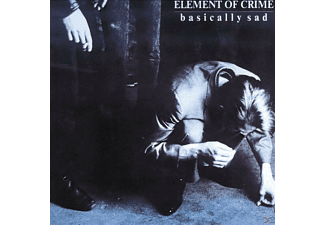 Element Of Crime - Basically Sad [CD]