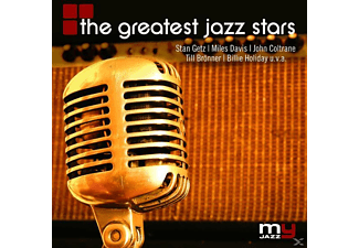 VARIOUS - The Greatest Jazz Stars (My Jazz) - (CD)