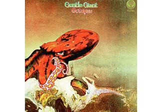 Gentle Giant - Octopus [CD]