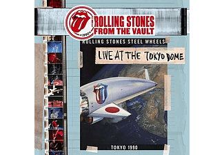 The Rolling Stones - From the Vault - Live at the Tokyo Dome 1990 (Vinyl LP + DVD)