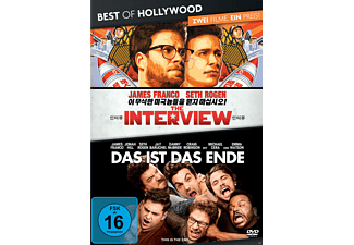 The Interview / Das ist das Ende (2 Movie Collectors Pack 162) - (DVD)
