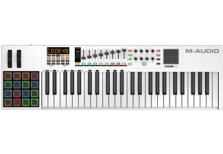 M-AUDIO Code 49 MIDI-keyboard