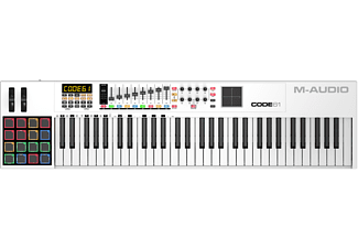 M-AUDIO Code 61 MIDI-keyboard