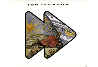 Joe Jackson - Fast Forward - (CD)