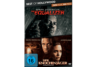 Equalizer / Der Knochenjäger (2 Movie Collectors Pack 164) - (DVD)