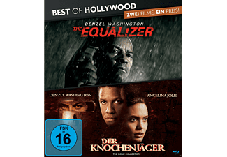Equalizer / Der Knochenjäger (2 Movie Collectors Pack 95) - (Blu-ray)
