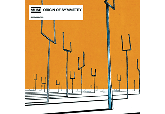 Muse - Origin Of Symmetry - (Vinyl)