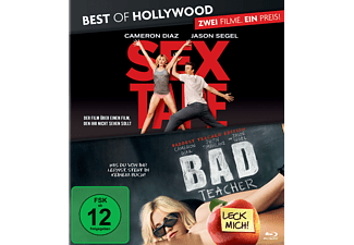 Sex Tape / Bad Teacher (2 Movie Collectors Pack 93) - (Blu-ray)