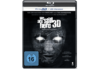 We Are Still Here - (3D Blu-ray)