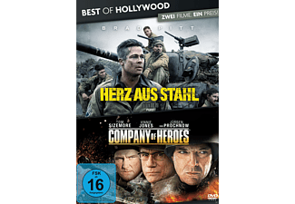 Herz aus Stahl / Company Of Heroes (2 Movie Collectors Pack 166) - (DVD)