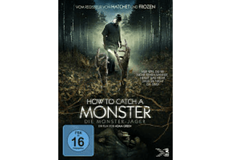 How to Catch a Monster - Die Monster-Jäger [DVD]