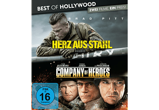 Herz aus Stahl / Company Of Heroes (2 Movie Collectors Pack 94) - (Blu-ray)