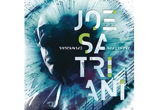 Joe Satriani - Shockwave Supernova [Vinyl]