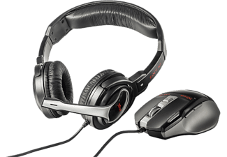 TRUST GXT249 Gaming Headset & Muis