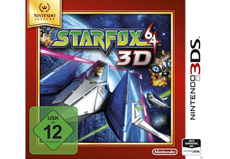 Star Fox 64 3D (Nintendo Selects) [Nintendo 3DS]