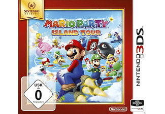 Mario Party: Island Tours (Nintendo Selects) - Nintendo 3DS