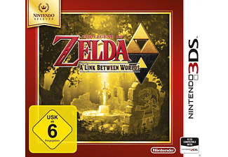 The Legend of Zelda: A Link Between Worlds (Nintendo Selects) [Nintendo 3DS]
