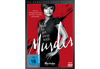 How to get Away with Murder - Staffel 1 - (DVD)