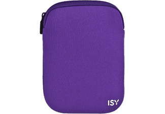 "ISY IDB 1300 2,5"" HDD SLEEVE PURPLE - (501086)"