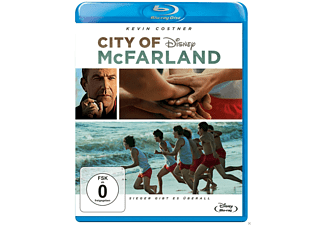 City of McFarland - (Blu-ray)
