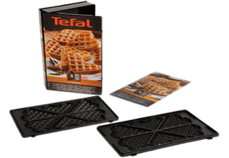 TEFAL XA8006 Snack Collection Hartvormige Wafelplaten
