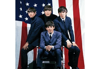 The Beatles - The U.S.Albums (13CD Box-Set) (Ltd.Edt.) [CD]
