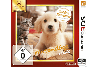 Nintendogs Retriever + New Friends (Nintendo Selects) [Nintendo 3DS]