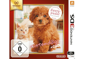 Nintendogs Toy Poodie + New Friends (Nintendo Selects) - Nintendo 3DS