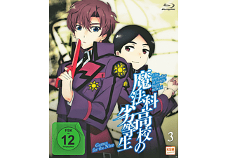 The Irregular at Magic Highschool - Vol. 3: Nine Schools Competitions - (Blu-ray)