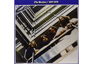 "The Beatles - 1967-1970 ""blue"" (Remastered 2 Lp) [Vinyl]"