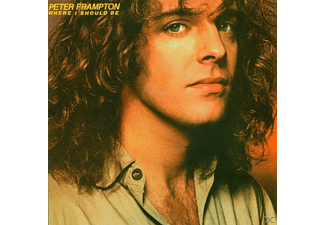 Peter Frampton - Where I Should Be - (CD)