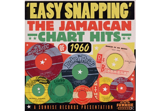 VARIOUS - Easy Snapping: Jamaican Hits Of 1960 - (CD)