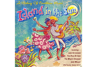 VARIOUS - Island In The Sun [CD]
