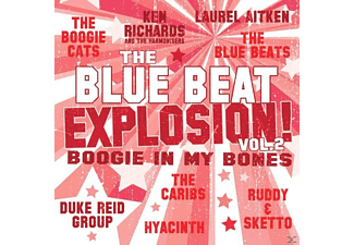 VARIOUS - The Blue Beat Explosion-Boogie - (Vinyl)
