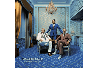 Triggerfinger - By Absence Of The Sun - (CD)