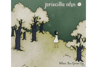 Priscilla Ahn - When You Grow Up [CD]
