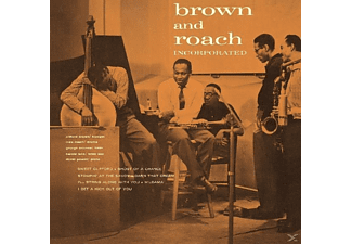 Clifford Brown, Max Roach - Brown and Roach Inc. (Vinyl LP (nagylemez))