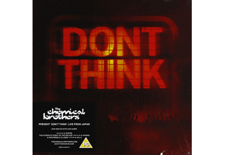 The Chemical Brothers - DON T THINK [DVD + CD]