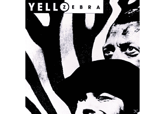 Yello - Zebra [CD]