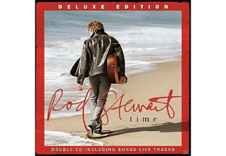 Rod Stewart - Time (Deluxe Tour Edition ) [CD]