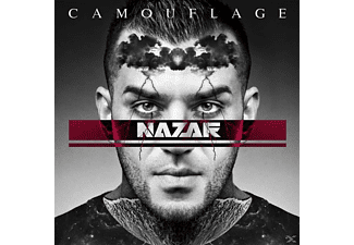 Nazar - Camouflage (Ltd.Fan Edition) [CD]