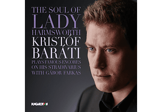 Baráti Kristóf, Farkas Gábor - The Soul of Lady Harmsworth (CD)