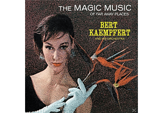 Bert Kaempfert - The Magic Music Of Far Away Places (Re-Release) [CD]