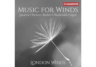 London Winds - Bläserquintette Des 20.Jh. [CD]