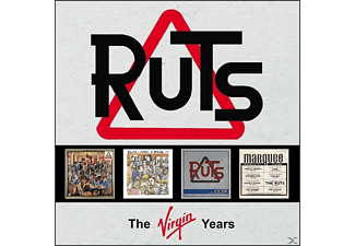 Ruts - The Virgin Years [CD]