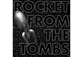 Rocket from the Tombs - Black Record - (CD)