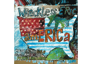 Wreckless Eric - America - (CD)