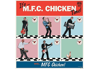 Mfc Chicken - It's Mfc Chicken Time! [CD]