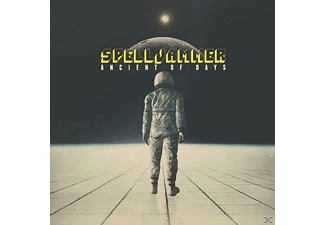 Spelljammer - Ancient Of Day - (CD)