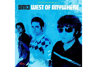 Dm3 - West Of Anywhere - (CD)